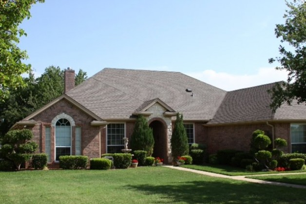 New Roof Tarrant County